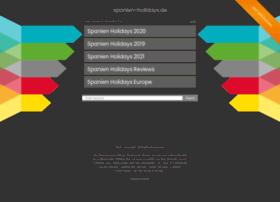 spanien-holidays.de