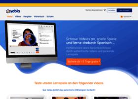 spanisch.yabla.com
