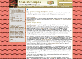 spanish-food-recipes.com