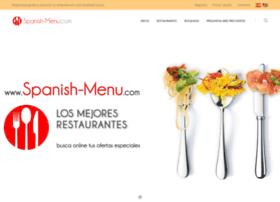 spanish-menu.com