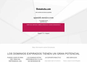 spanish-mexico.com