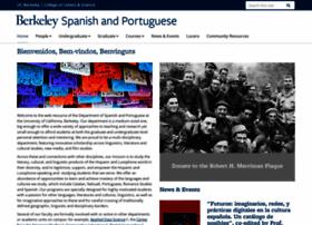 spanish-portuguese.berkeley.edu