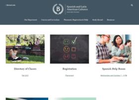 spanish.barnard.edu