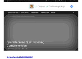 spanishfreelessonsonline.com