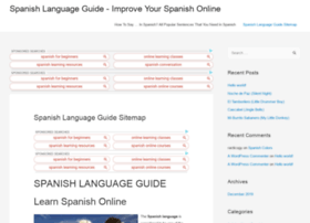 spanishlanguageguide.com