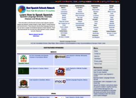 spanishlanguageschools.net