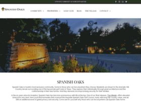 spanishoaks.com