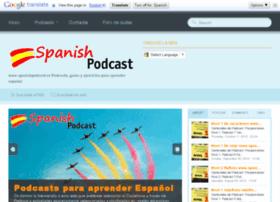 spanishpodcast.es