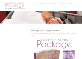 spapartypackage.com
