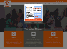 sparcindia.org