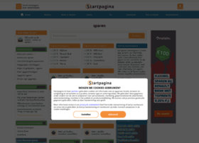 sparen.startpagina.nl