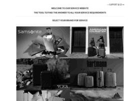 spareparts.samsonite.com