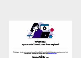 spareparts2hand.com