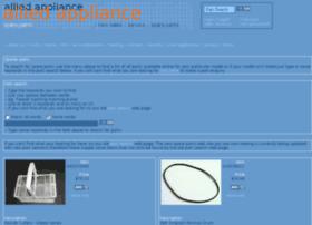 spares.alliedappliance.com.au