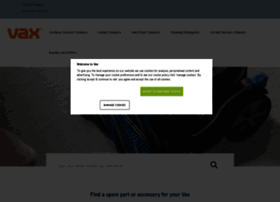 spares.vax.co.uk