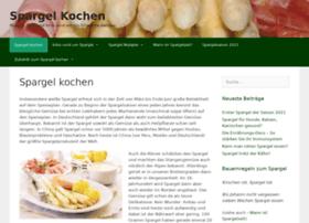 spargel-kochen.com