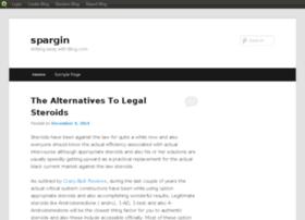 spargin.blog.com