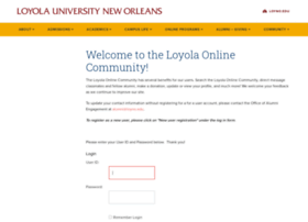 spark.loyno.edu