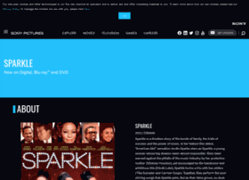sparkle-movie.com