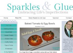sparklesandglue.com