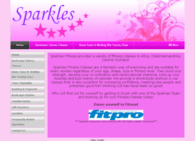 sparklesfitness.co.uk