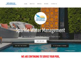 sparklewaterpools.com