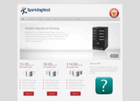 sparklinghost.com