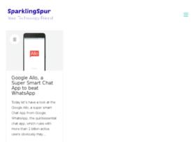 sparklingspur.com