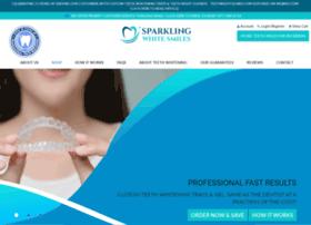 Sparklingwhitesmiles.com