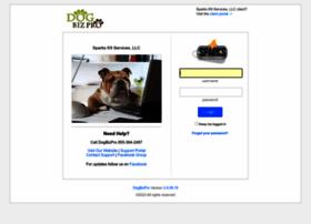 sparksk9.dogbizpro.com