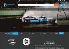 sparktecmotorsports.com