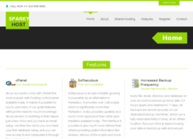 sparkyhost.com