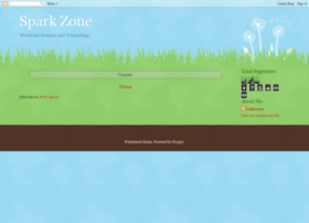 sparkzoneuniverse.blogspot.in