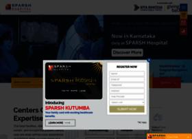 sparshhospital.com