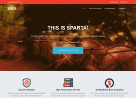 spartahost.com
