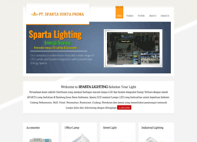spartalighting.com