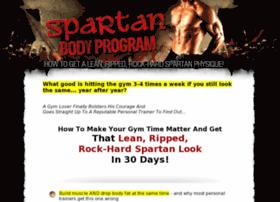 spartanbodyprogram.com