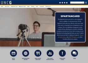 spartancard.uncg.edu