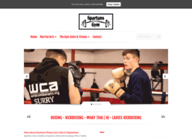 spartansgym.net