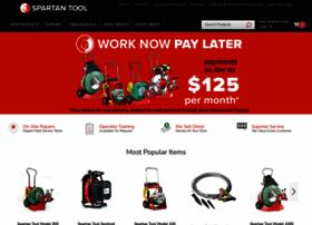 spartantool.com