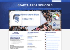 spartaschools.org