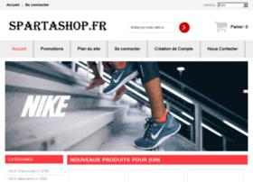 spartashop.fr