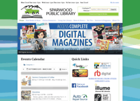 Sparwood.bc.libraries.coop