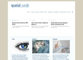 spatial.ucsb.edu