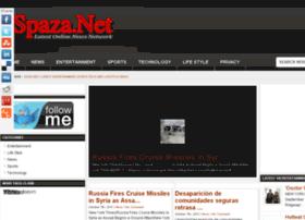 spaza.net