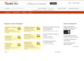 spb.mjobs.ru