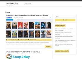 spchemtech.com
