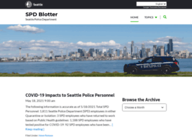 spdblotter.seattle.gov
