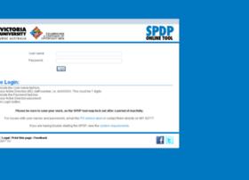 spdp.vu.edu.au