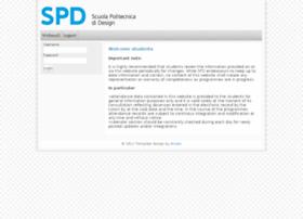 spdweb2012.scuoladesign.com